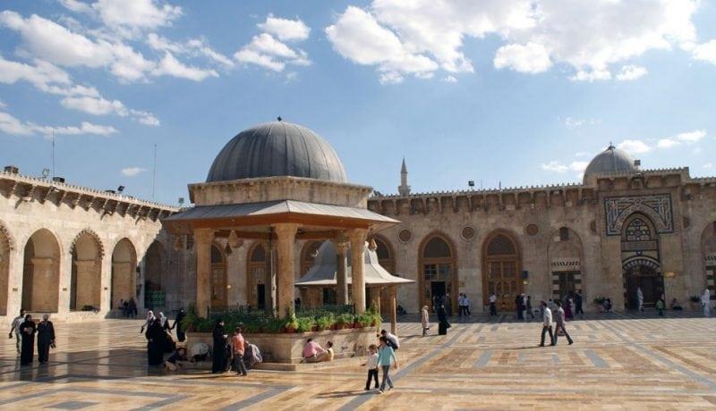 Город, которого нет: Алеппо тогда и сейчас