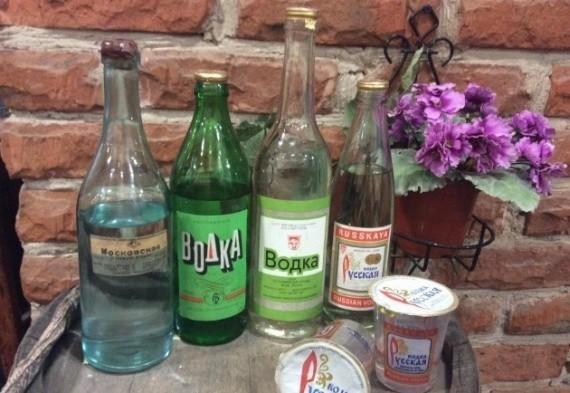 Какой алкоголь любили в СССР. По волнам памяти!
