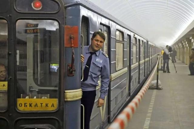 Машинист метро опубликовал оригинальную просьбу к пассажирам. Рекомендуем ознакомиться