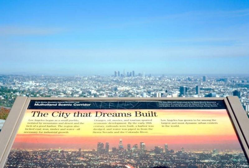 Обратная сторона Лос-Анджелеса