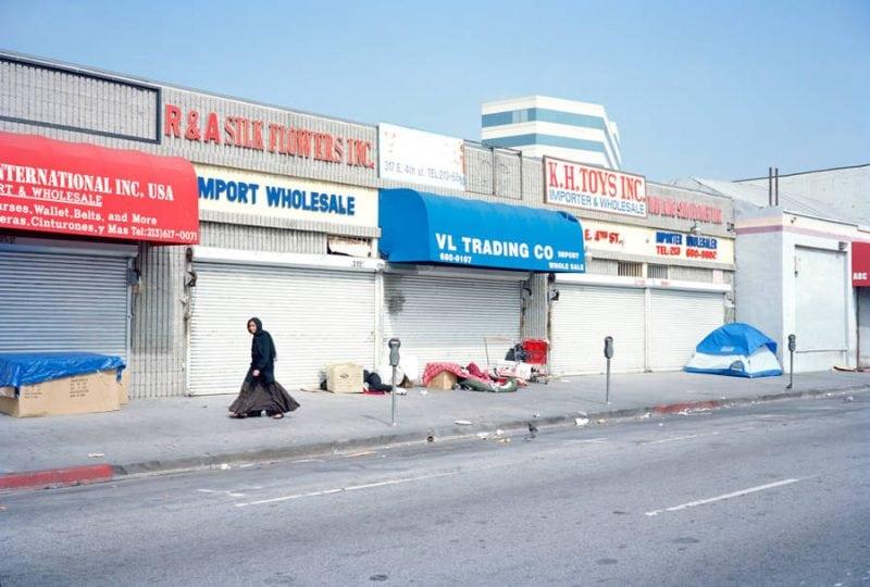 Обратная сторона Лос-Анджелеса от фотографа из Сингапура