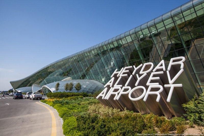 Один из самых красивых и комфортных аэропорт в мире находится в Баку. Только посмотрите на этот интерьер