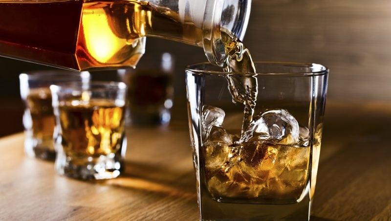 Оказывается виски может оказывать лечебное действие. В умеренных количествах разумеется!