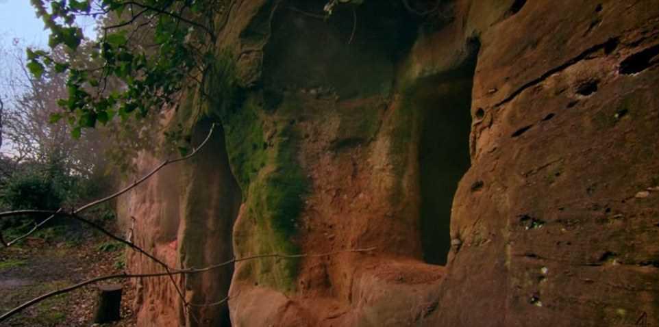Он сделал из пещеры комфортабельный дом. Посмотрите что из этого вышло!
