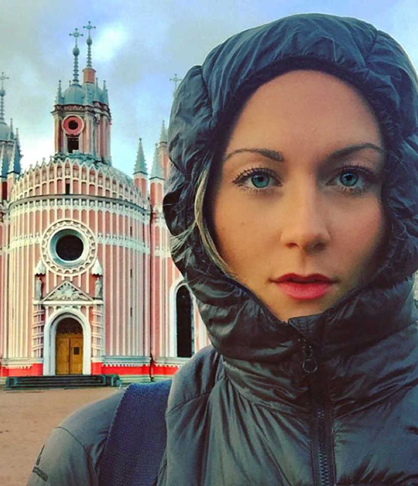 Первая женщина, которая посетила все страны в мире!