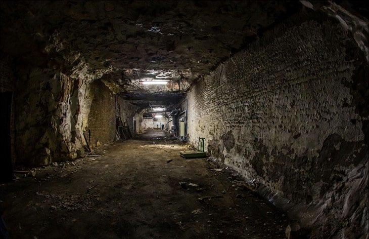 Подземный холодильник, еще один забытый проект СССР