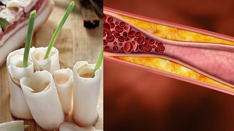 Посмотрите, что чувствует ваш организм когда вы едите сало!