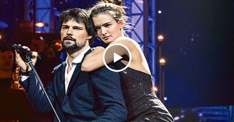 Потрясающий дуэт Данилы Козловского и Паулины Андреевой - SWAY. Вот это талантище!
