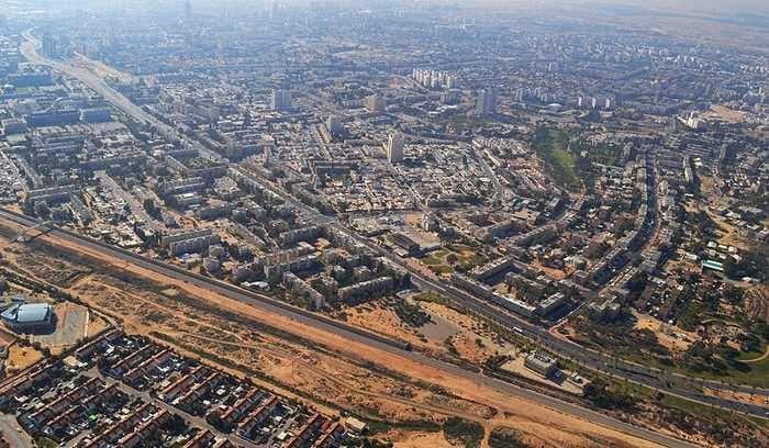 Прекрасный Израиль тогда и сейчас