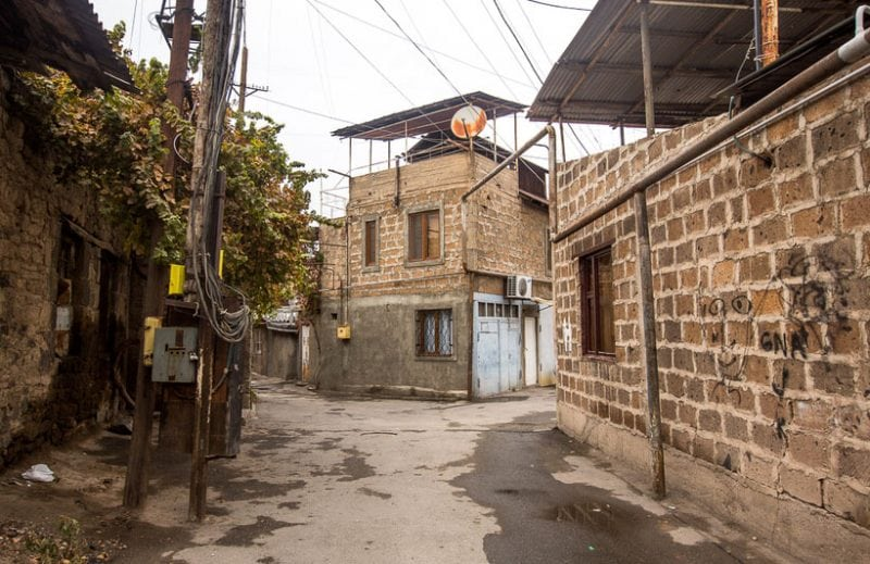 Прогулка по Старому Еревану: район Конд
