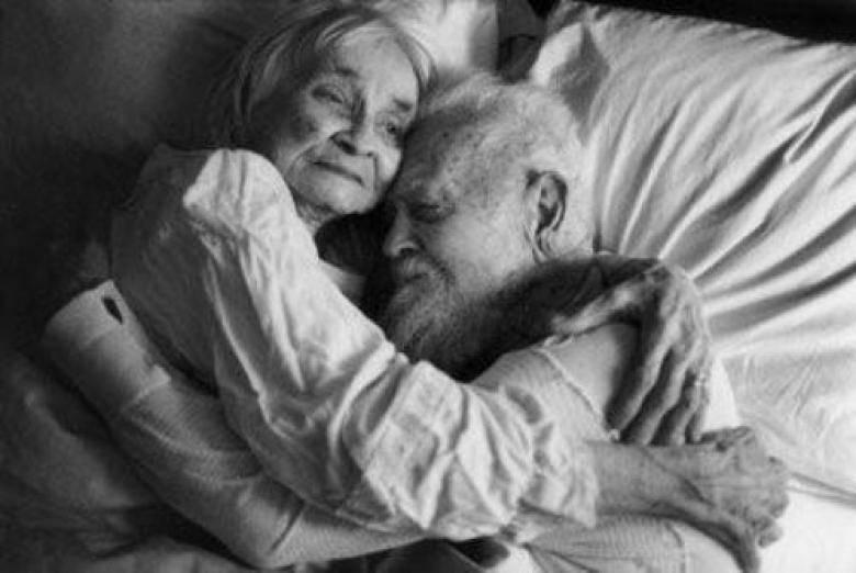 Самое доброе стихотворение про старость...«Когда мне будет восемьдесят пять…»