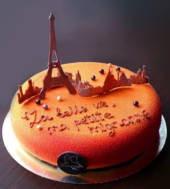 Съедобная архитектура. Самые необыкновенные торты Марии Троицкой