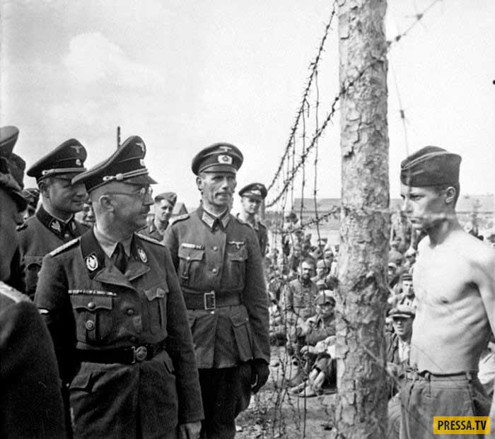 Трогательная история любви британского пленного и немецкой девушки