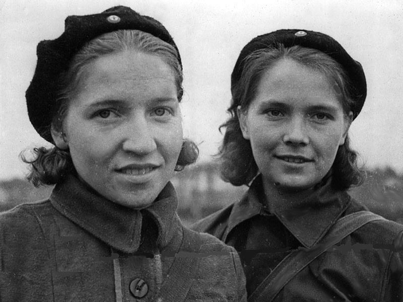 Тяжелая женская доля на войне. Воспоминания женщин-ветеранов...Без слез невозможно читать