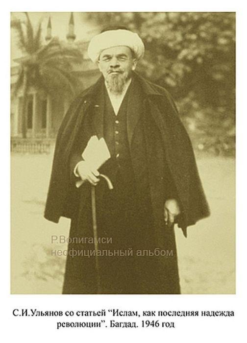 У Ленина был брат-близнец! И это правда! Его имя Сергей Ильич Ульянов
