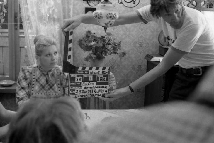 Уникальные кадры со съемок любимых советских фильмов