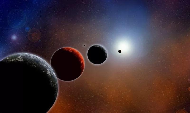 В 2017 году состоится парад планет! Последний раз такое было 35 лет назад!