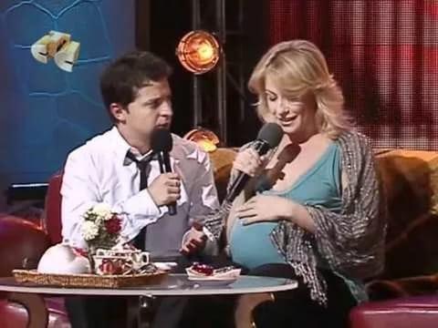 Взгляд на беременность с мужской стороны. Весь зал не сдерживал смеха!