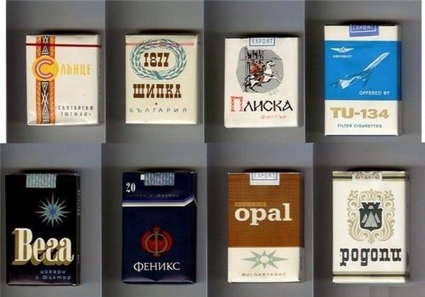 Знаменитые бренды СССР. Минутка ностальгии...