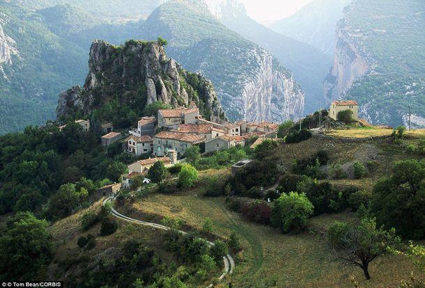 Скрытые природой деревни-невидимки, о которых вы точно никогда не слышали