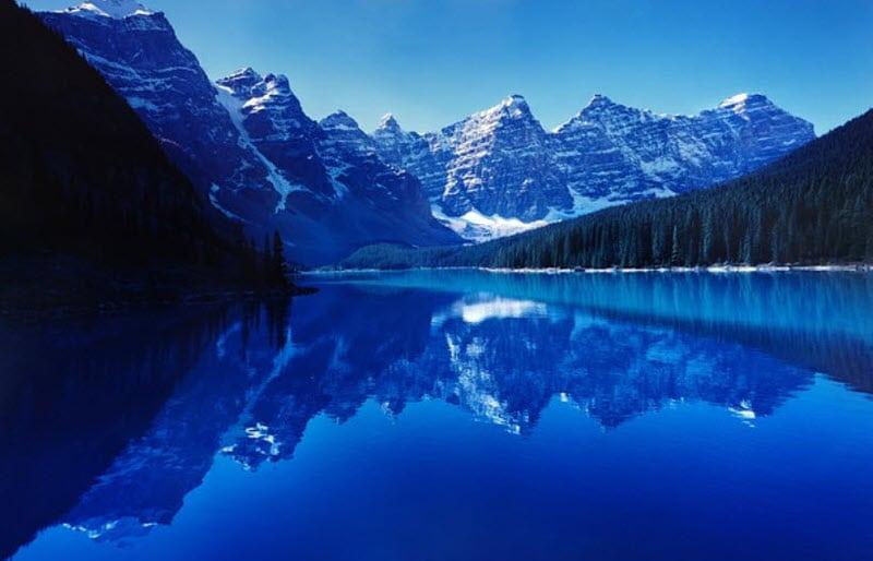 10 чудес света в Канаде