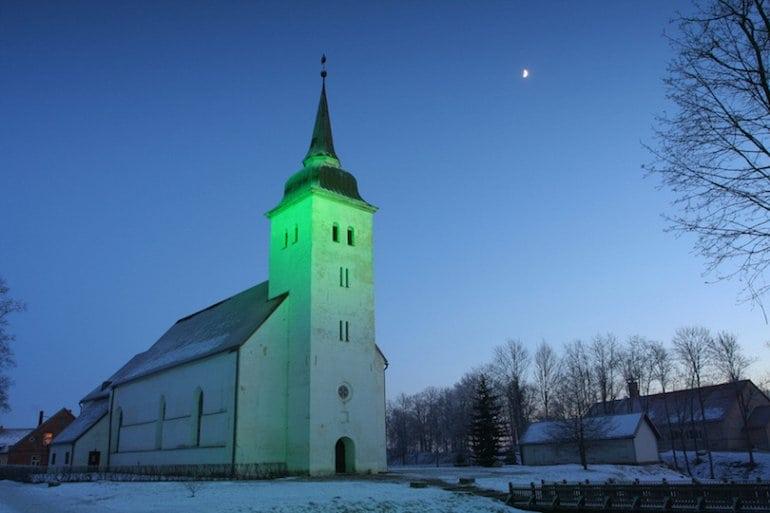 10 прекрасных мест Эстонии