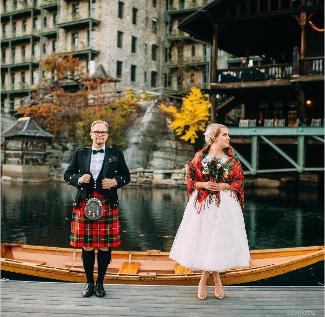 17 традиционных свадебных нарядов разных народов. Превосходно!