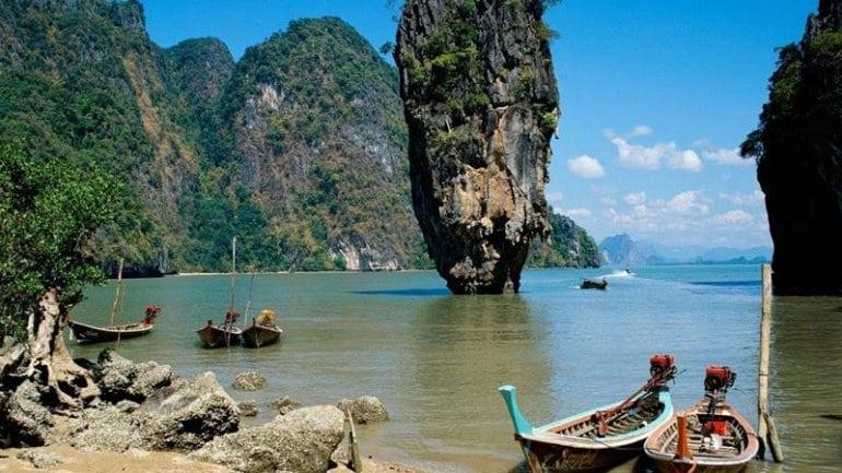 20 идеальных мест для отдыха в 2017 году