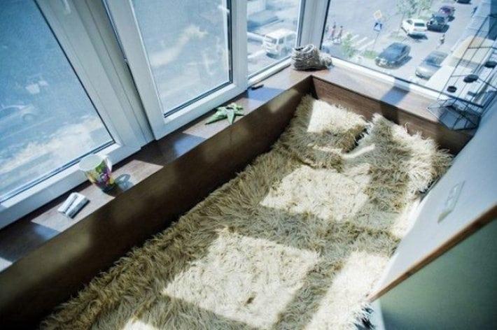 20 классных идей для обустройства балкона или лоджии