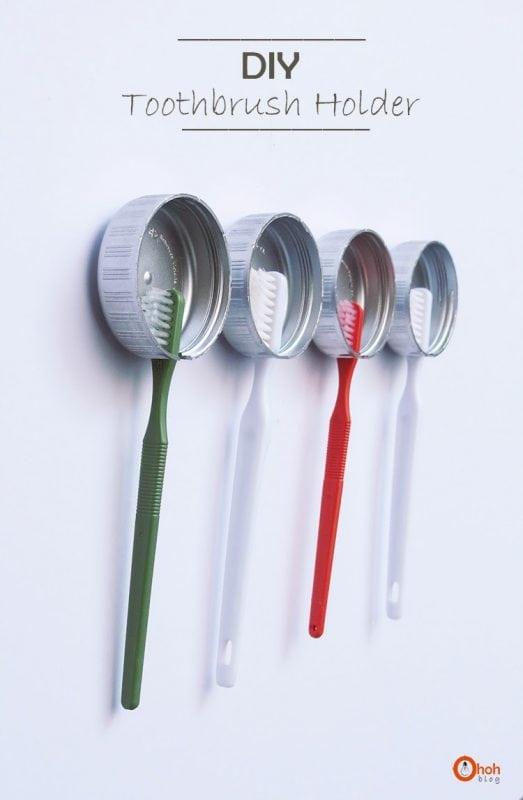 Как сделать из зубной щетки