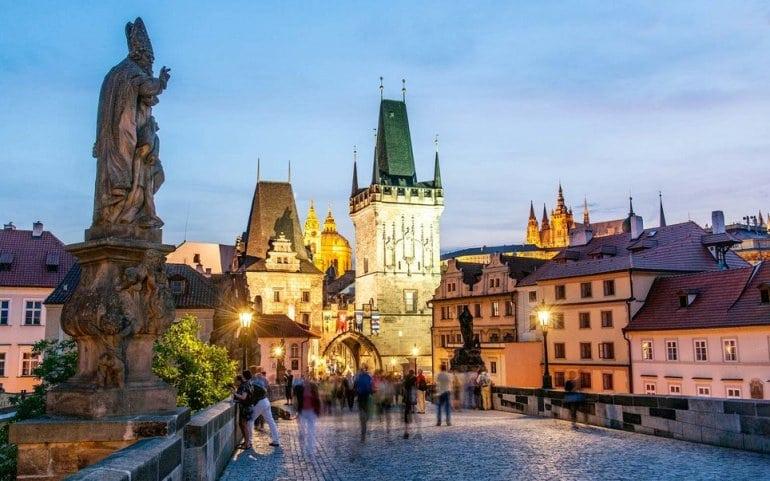 20 самых красивых достопримечательностей Праги