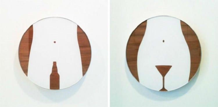 22 оригинальных идеи как обозначить туалет, вместо скучных «М» и «Ж»