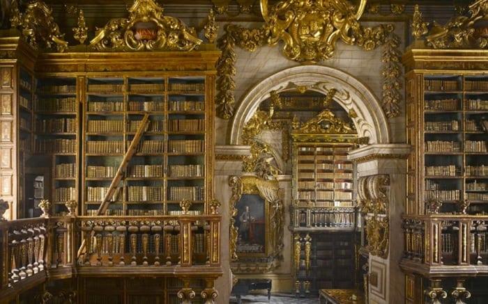 25 самых удивительных библиотек планеты