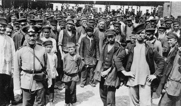 28 фотографий, которые были сделаны 100 лет назад