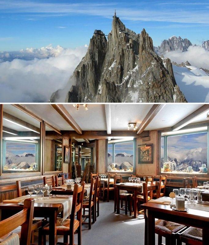 35 самых необычных и экзотических ресторанов по всему миру