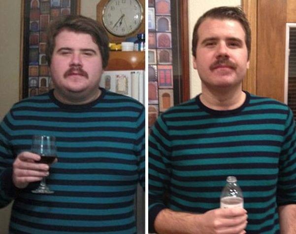 40 реальных примеров: Как изменилась жизнь людей, когда они бросили пить