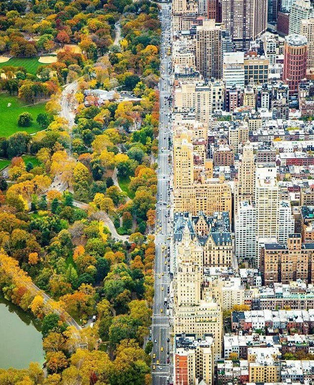 50/50: Два разных мира на одной фотографии