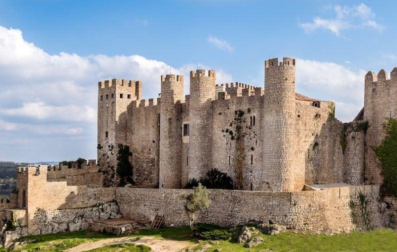 7 потрясающих замков вблизи Лиссабона