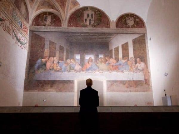 8 поразительных фактов о самом таинственном произведении Леонардо да Винчи «Тайная вечеря»