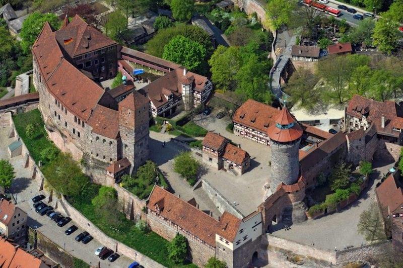 8 загадочных замков неподалеку от Мюнхена
