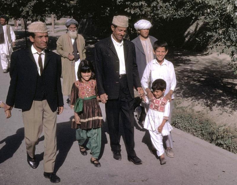 До войны: Афганистан 1960 года