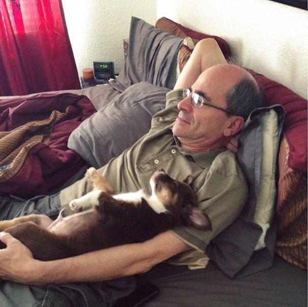Эти папы были категорически против собаки в доме. А в итоге...
