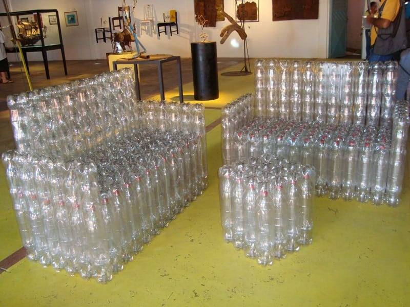 """Интересные вещи из пластиковых бутылок. Даже """"Очумелые ручки"""" позавидовали бы!"""