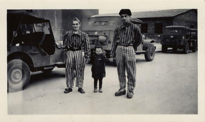 История 5-летнего еврейского ребенка, который жил в концлагере и чудом смог спастись