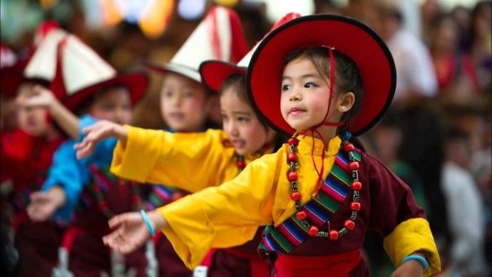 Как вырастить счастливого и здорового ребенка. Советы тибетского народа