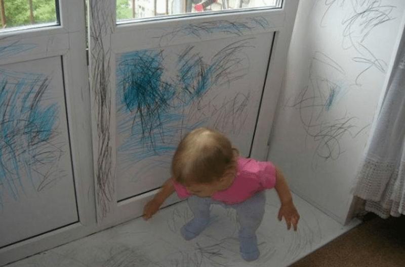 Когда ребенок неожиданно притих...