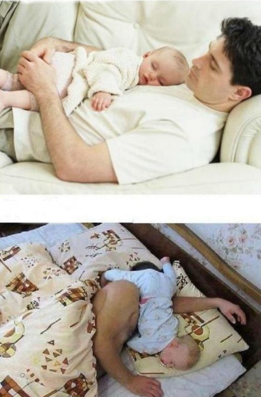 """Когда родители решили сфотографировать ребенка """"как в журнале"""". Ожидание и реальность"""