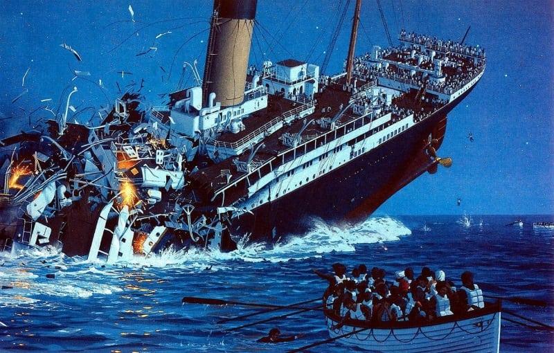Крушение «Титаника» можно было избежать! Выяснились новые подробности