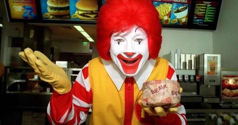 Макдональдс зло! И вот как минимум 15 причин почему...