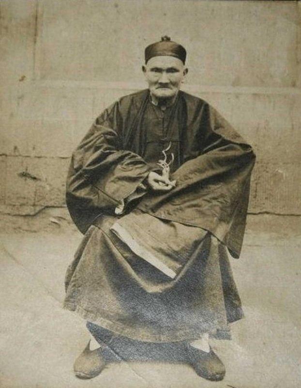 Мужчина который прожил 256 лет поведал секрет своего долголетия